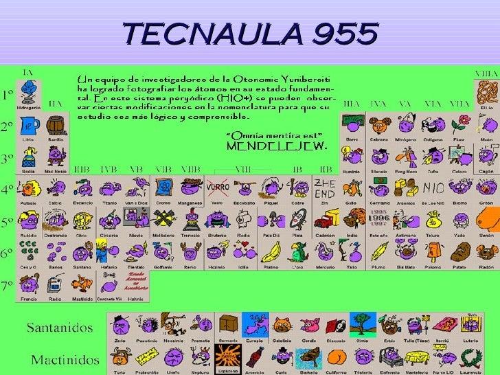 TECNAULA 955