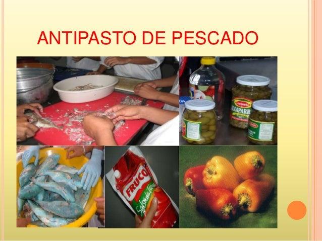 ANTIPASTO DE PESCADO