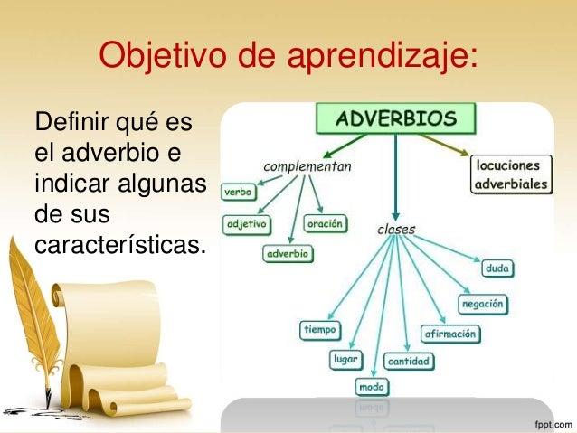 Clase castellano 4-09-10-18_el adverbio Slide 2