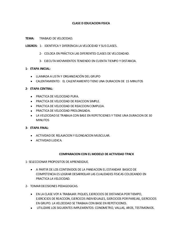 CLASE D EDUCACION FISICA TEMA: TRABAJO DE VELOCIDAD. LOGROS: 1- IDENTIFCA Y DIFERENCIA LA VELOCIDAD Y SUS CLASES. 2- COLOC...