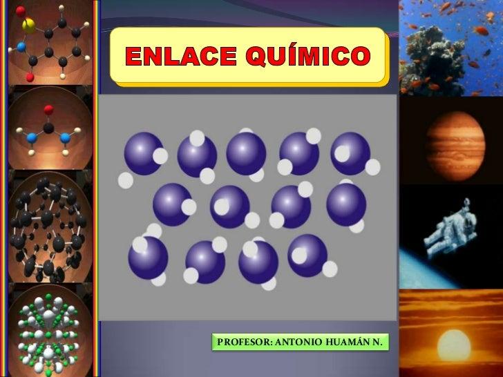 PROFESOR: ANTONIO HUAMÁN N.