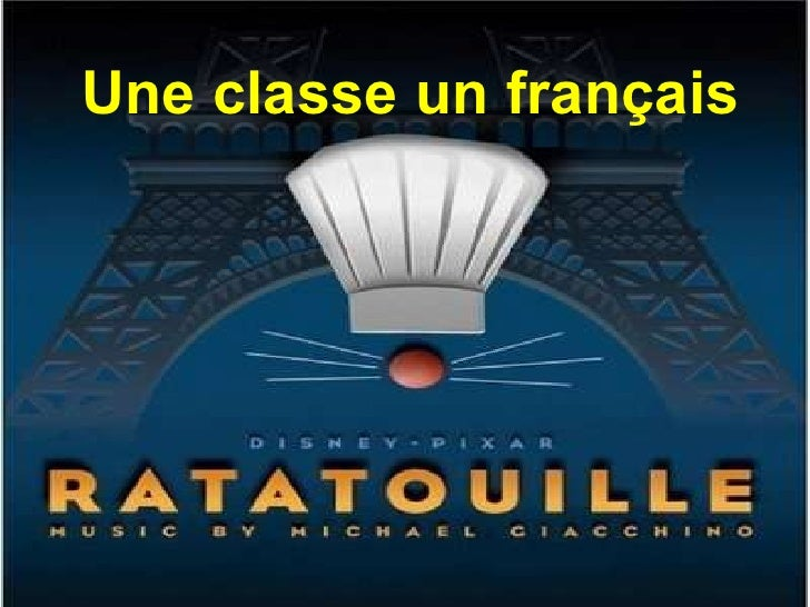 Une classe un français