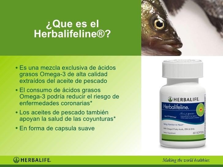Productos HERBALIFE