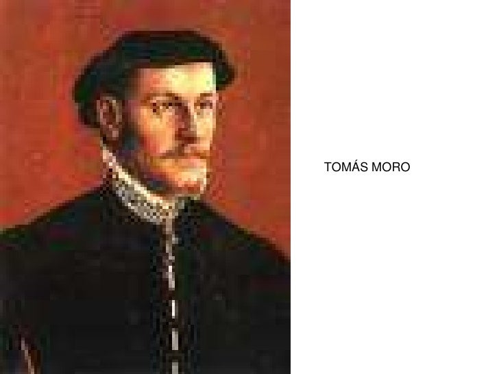 TOMÁS MORO<br />