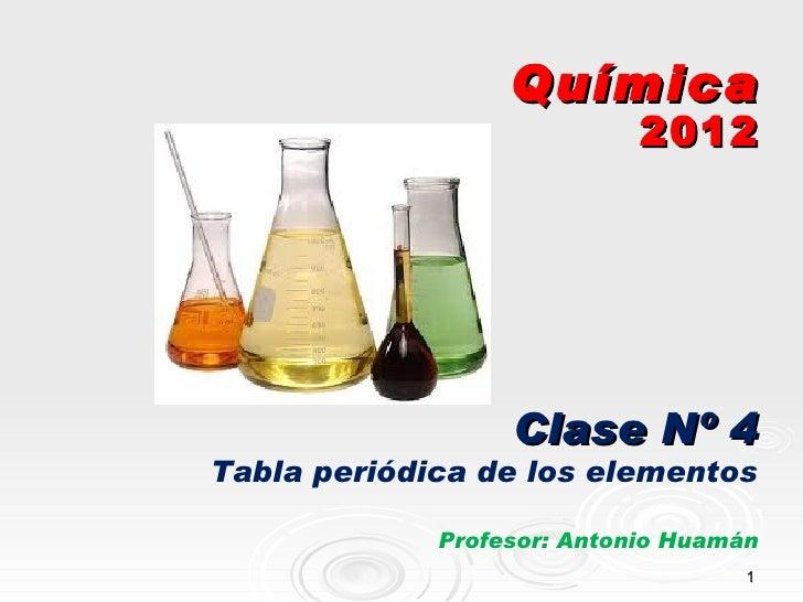 Tabla peridica tabla peridica qumica 2012 clase n 4tabla urtaz Image collections