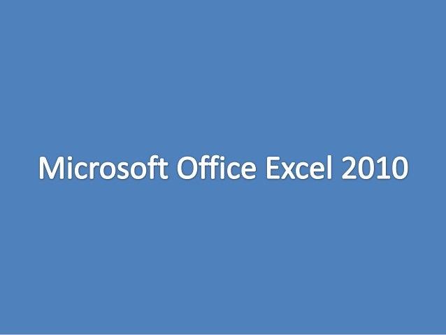 • Es un programa de Microsoft Office, que combinalas capacidades de una hoja de cálculo normal,base de datos, realización ...