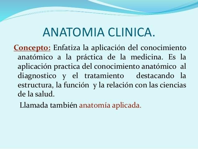 anatomia generalidades.