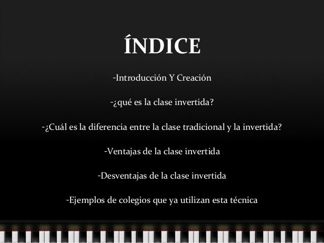 Clase invertida Slide 2