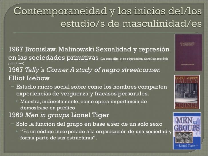 •   1967 Bronislaw. Malinowski Sexualidad y represión    en las sociedades primitivas (La sexualité et sa répression dans ...