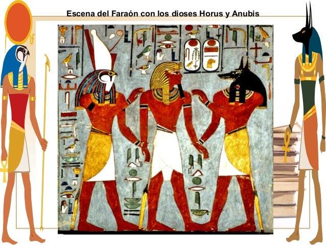 Clase n°2 de pintura egipcia