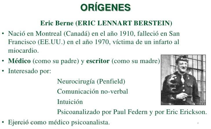 ERIC BERNE ANALYSIS TRANSACCIONAL PDF DOWNLOAD