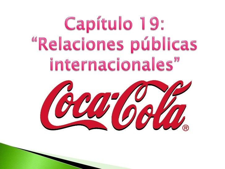 La Coca-Cola fue creada en 1886 por John Pemberton en lafarmacia Jacobs de la ciudad de Atlanta, Georgia.En un principio, ...