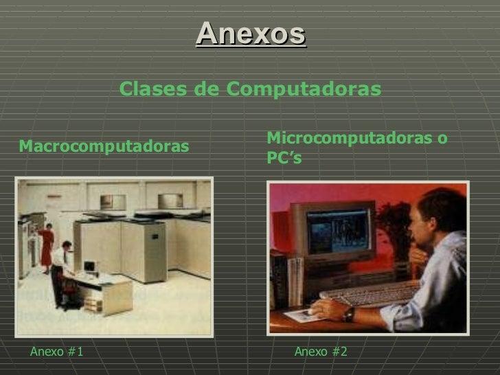 Tipos de cursos de informatica