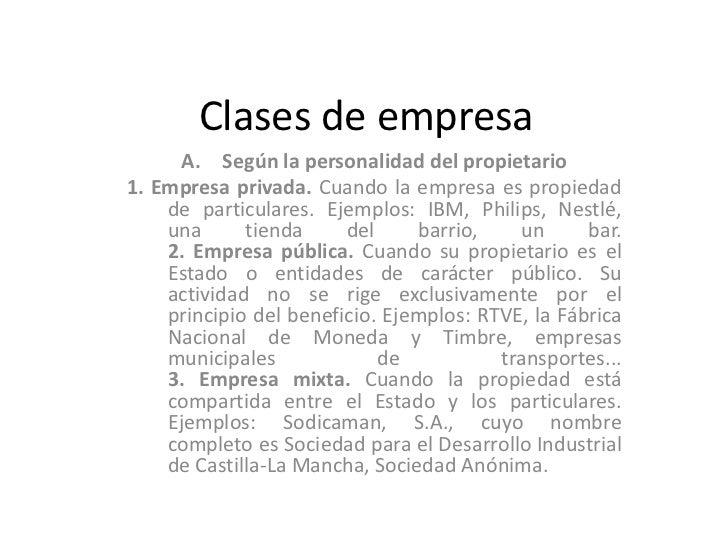 Clases de empresa for Lecciones de castorama de bricolaje