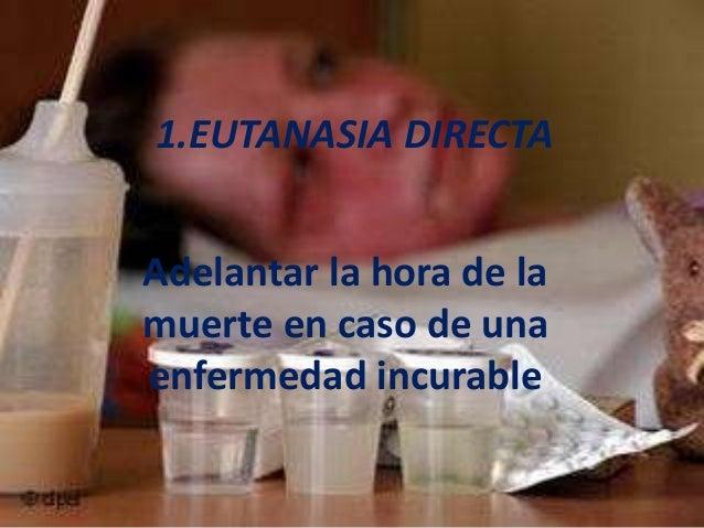 Clases de eutanasia - Casos de eutanasia ...