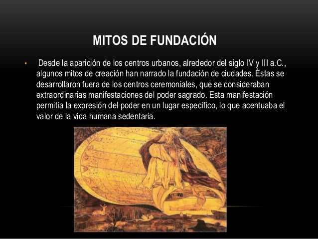 Clases De Mitos