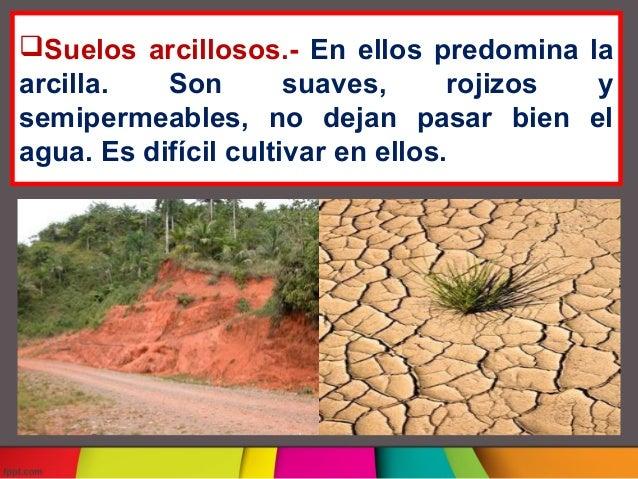 Clases de suelo - Clases de suelo ...