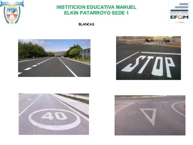 BLANCAS INSTITICION EDUCATIVA MANUEL ELKIN PATARROYO SEDE 1