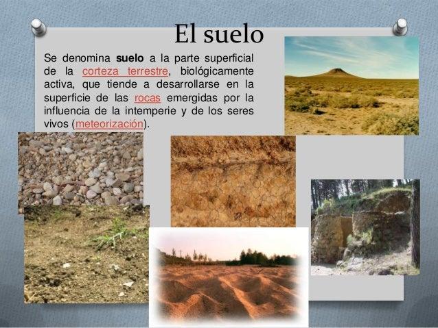 Clase sobre suelos - Clases de suelo ...