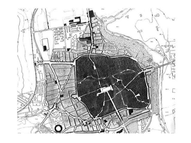 las ciudades de nueva planta fines comerciales también militares algunas planificadas con murallas