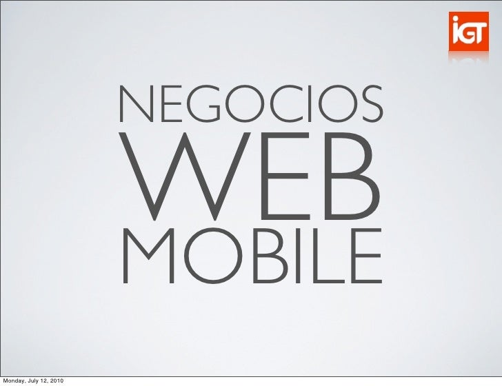 Clase Web & Mobile