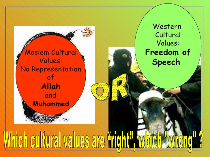 clash of cultural values On culture and the clash of cultures  the choice of friends was the giveaway in the gulf between the rhetoric and reality of this false clash of cultures culture and values although.