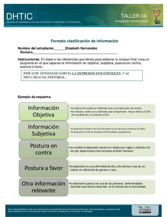 DHTICDesarrollo de Habilidades en el uso de la Tecnología, la Información y la Comunicación                               ...