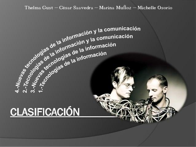 Thelma Gust – César Saavedra – Marina Muñoz – Michelle Osorio