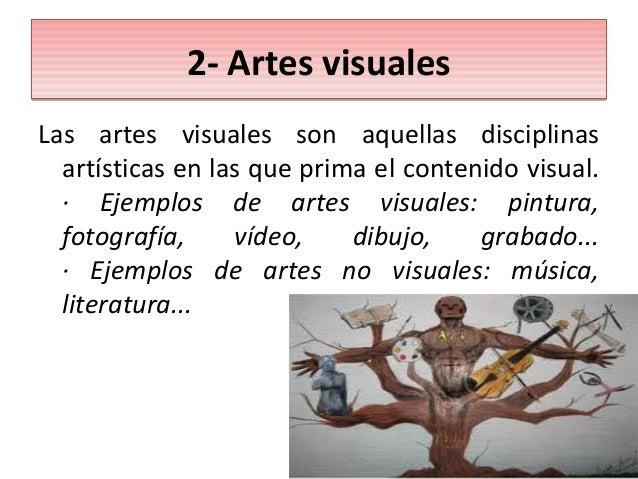 Clasificacin de las Artes