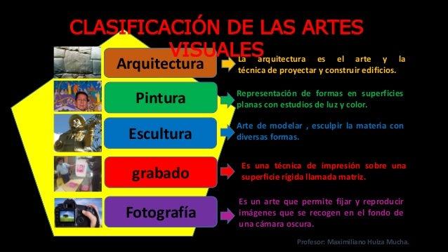 Clasificaci n de las artes visuales Porque la arquitectura es tecnica