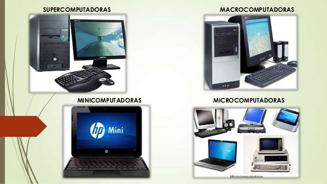 CLASIFICACION DE LAS COMPUTADORAS PDF