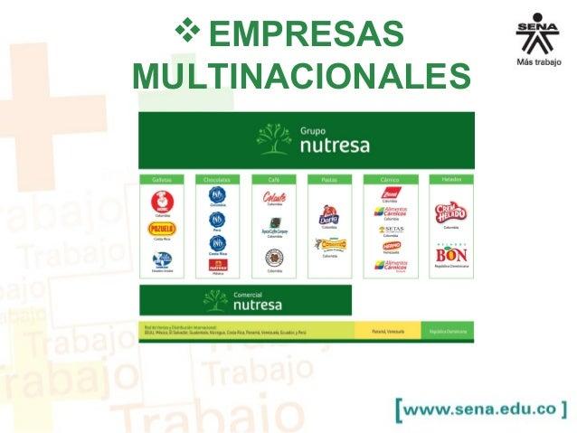 Clasificaci n de las empresas en colombia for Empresas de jardineria bogota