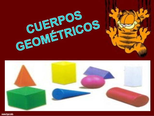 Los cuerpos geométricos seclasifican en:POLIEDROS SON:   CUERPOS                   REDONDOS SON:Cubo             Esfer...