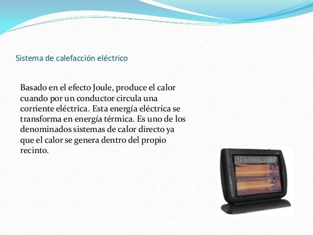 Clasificaci n de los diferentes sistemas de calefacci n en - Mejor sistema de calefaccion electrica ...