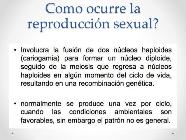 Reproduccion asexual de los hongos pdf