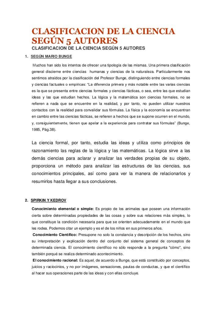 "HYPERLINK ""http://yojancarmona.blogspot.com/2011/04/clasificacion-de-la-ciencia-segun-5.html"" CLASIFICACION DE LA CIENCIA..."