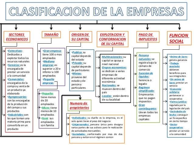 SECTORES ECONOMICOS TAMAÑO ORIGEN DE SU CAPITAL EXPLOTACION Y CONFORMACION DE SU CAPITAL PAGO DE IMPUESTOS FUNCION SOCIAL ...