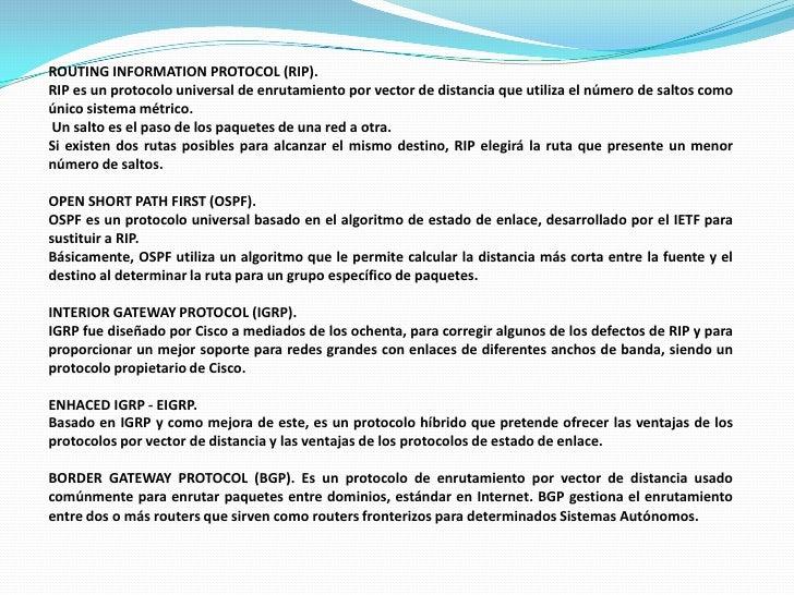 Asombroso Ospf Anatomía De Un Protocolo De Internet De ...