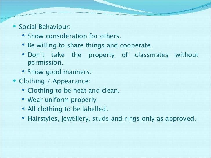 Good writing discipline management