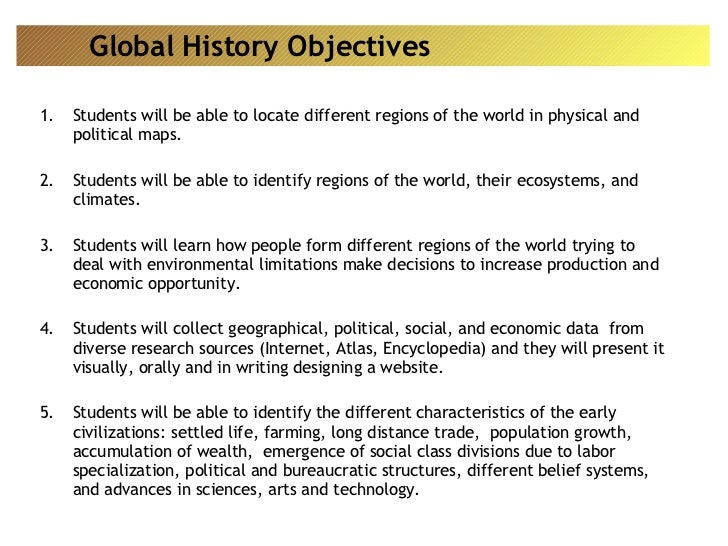 <ul><li>Students will be able to locate different regions of the world in physical and political maps. </li></ul><ul><li>S...