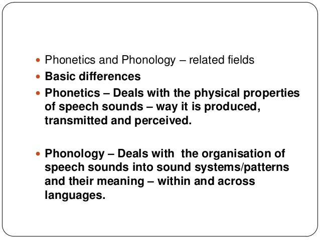 phonetics and phonology class notes Linguistics 201 introduction to linguistics times and locations course websites  i weeks 3-6: phonology (sound patterns) i weeks 7-9: morphology (word structure.