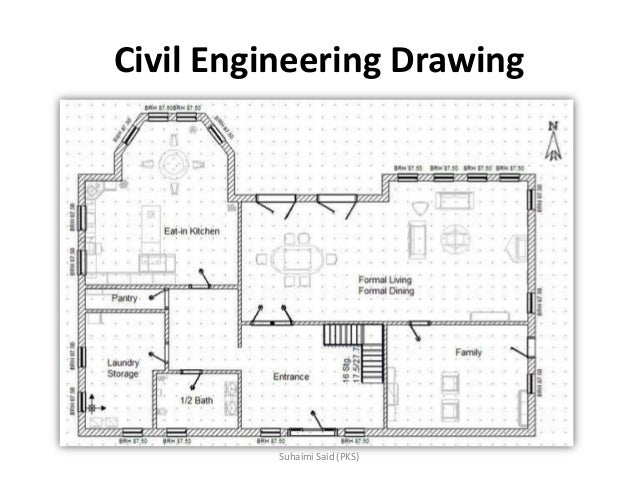Engineering drawing class 01 for Engineering blueprints