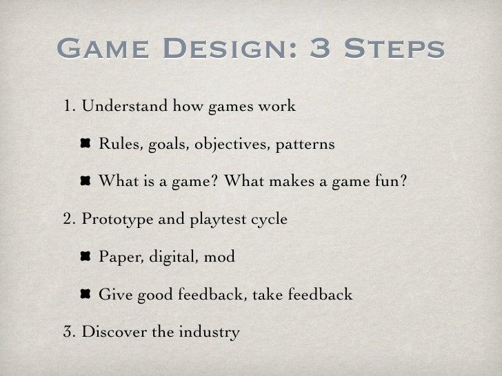 Fundamentals Of Game Design - Fundamentals of game design