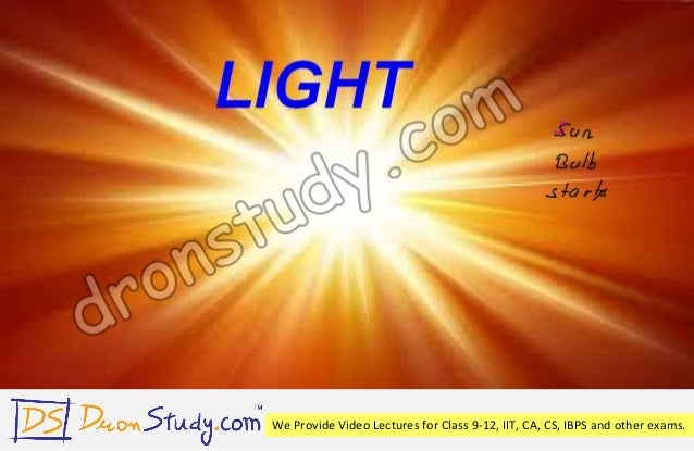 Light Reflection and Refraction : CBSE Class 10 X Science