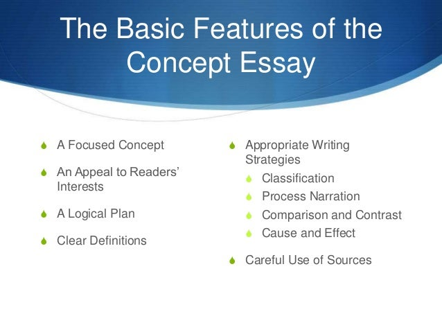 the basic features of cause and effect essay Academic writing tips: keywords for a cause and effect essay when you need to compose a type of paper you've never had to write before, you may need a few tips and hints to help you get started.