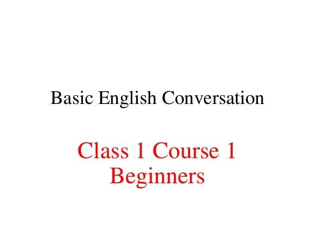 1 14022015 basic conversation