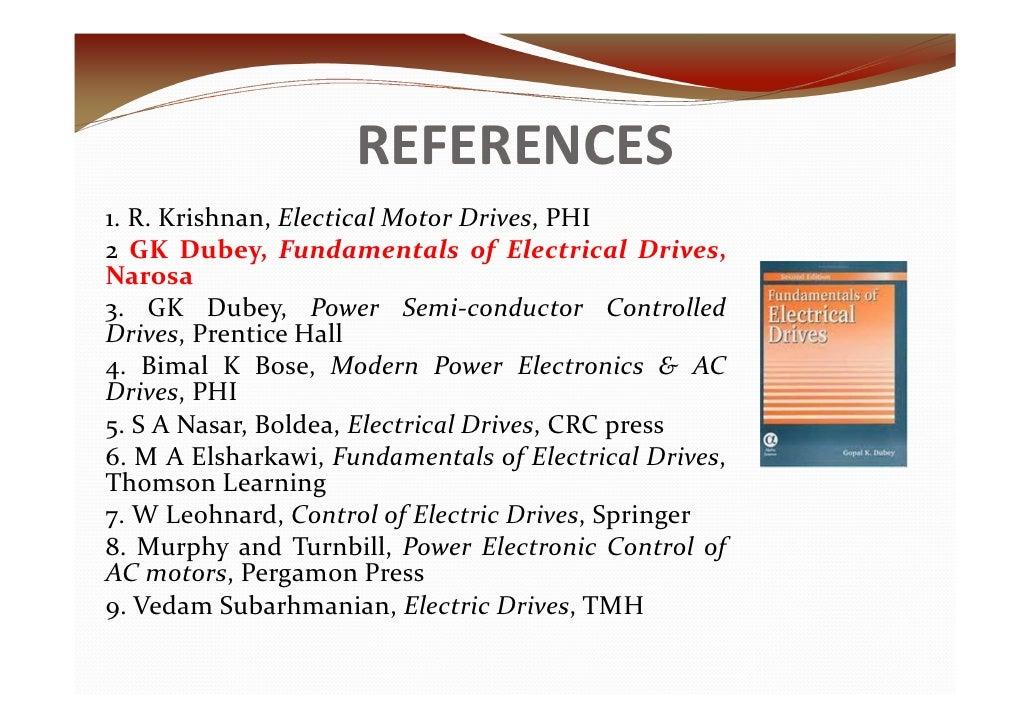 modern electric drives pdf