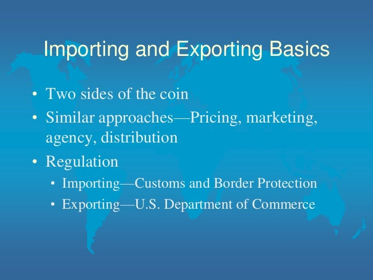 import regulation and distribution essay Required report - public distribution date: 7/27/2009 gain report number: ar9020 argentina food and agricultural import regulations and standards.