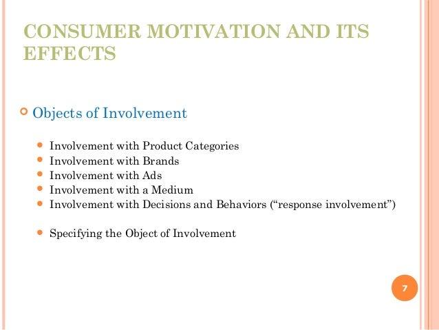 Consumers Behavior