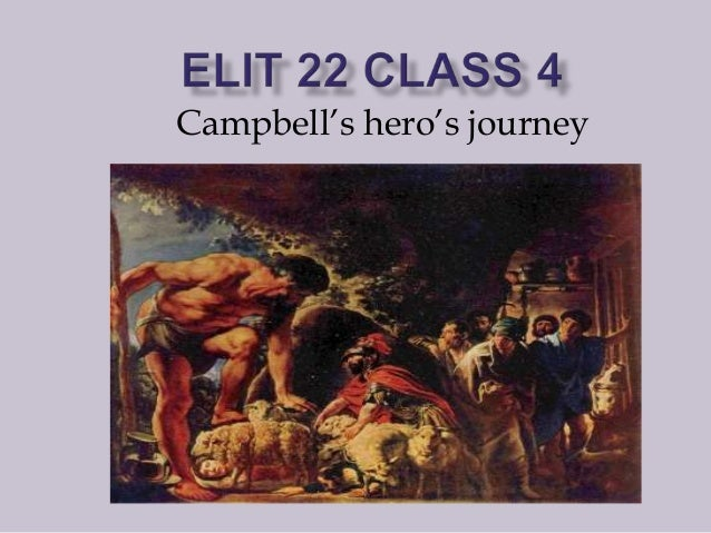 Campbell's hero's journey
